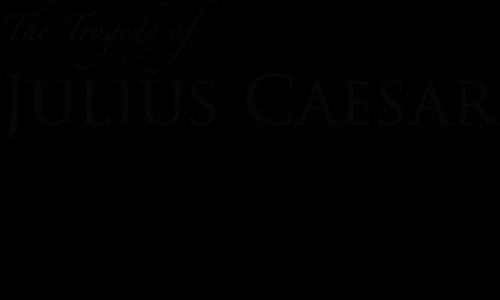 Julius caesar pdf shakespeare